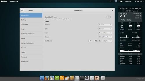 pinguy os 14.04 screenshot 3