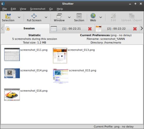 shutter-ubuntu