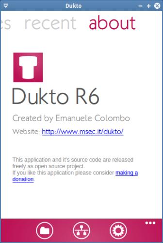 dukto file transfer 4