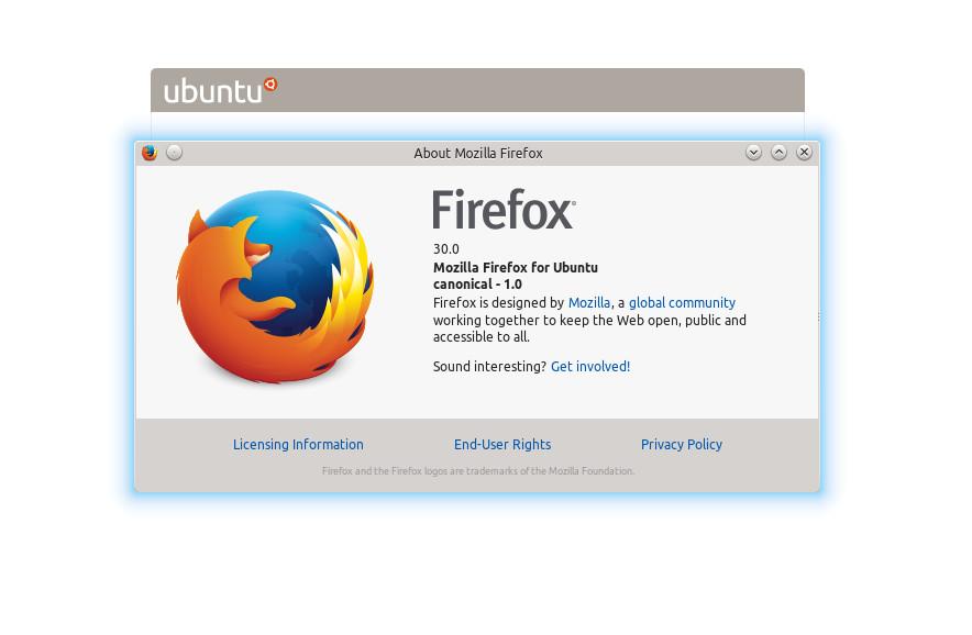 Mozilla Firefox... Install Firefox