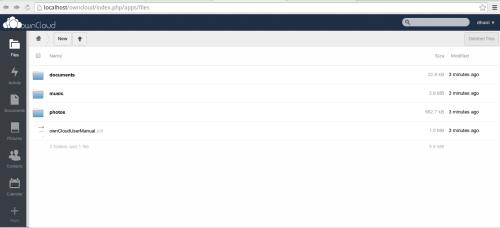 install owncloud on xubuntu 14.04