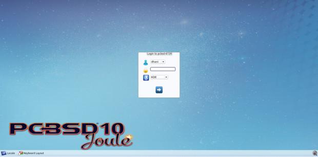 pcbsd10 screenshot 1