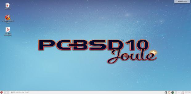 pcbsd10 screenshot 2