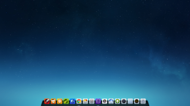 deepin 2013 screenshot 1