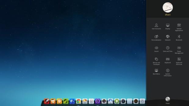 deepin 2013 screenshot 2