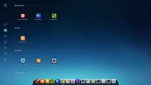 deepin 2014 screenshot 3