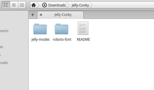 jelly conky