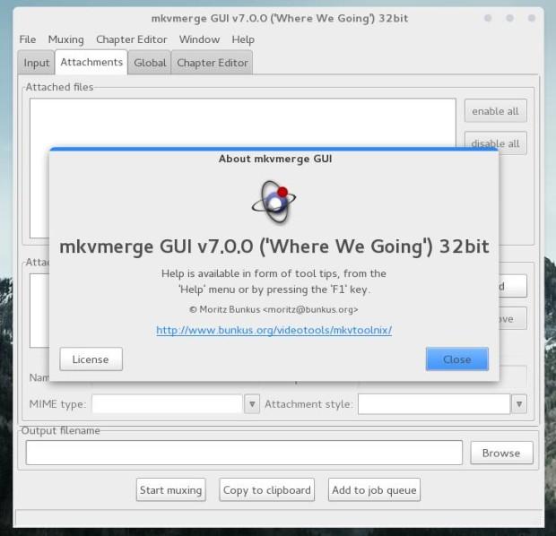 mkvtoolnix opensuse 13.1