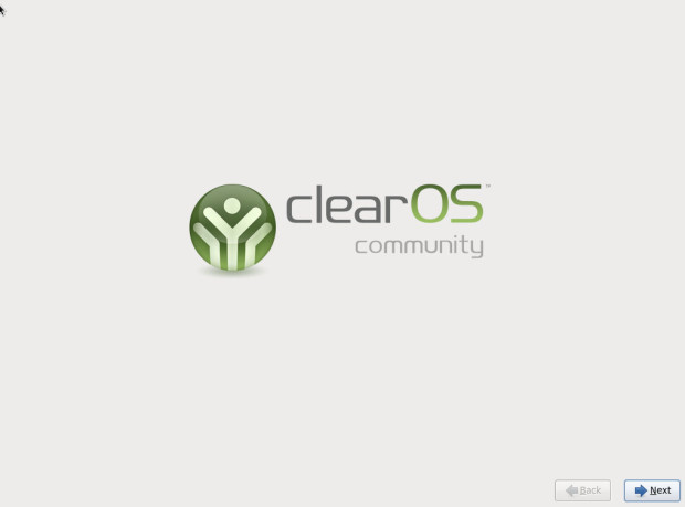 upgrade clearos 6.5 screenshot 1