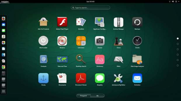 ieos7 icon theme opensuse 13.2