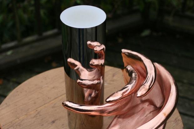 anamorphic sculpture 2