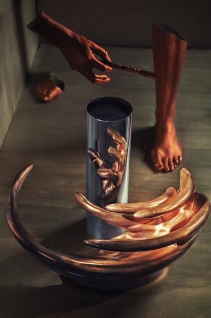 anamorphic sculpture 3
