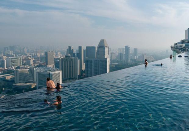 infinity pool-singapore