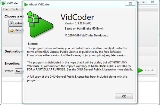 vidcoder 1.5.31