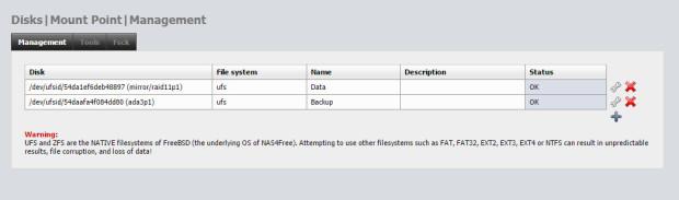 nas4free disk management 9
