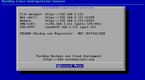 turnkey file server 13.0 installation tutorial 13