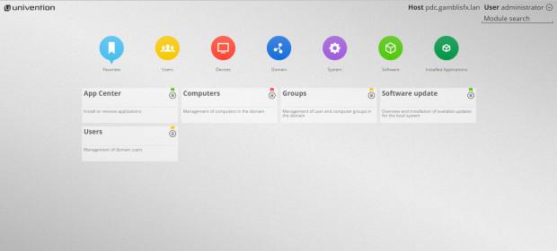 ucs 4.0 dashboard