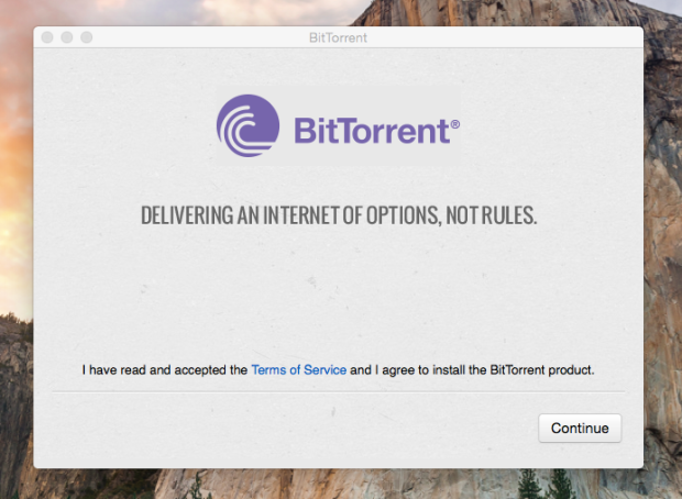 install bittorrent mac 3
