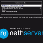 Tutorial how to install Nethserver 6.6