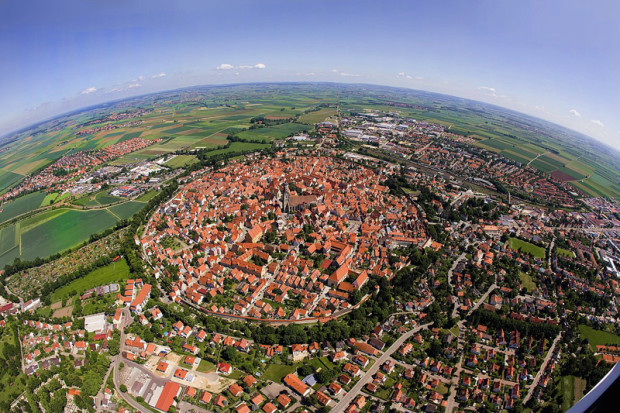 nordlingen town