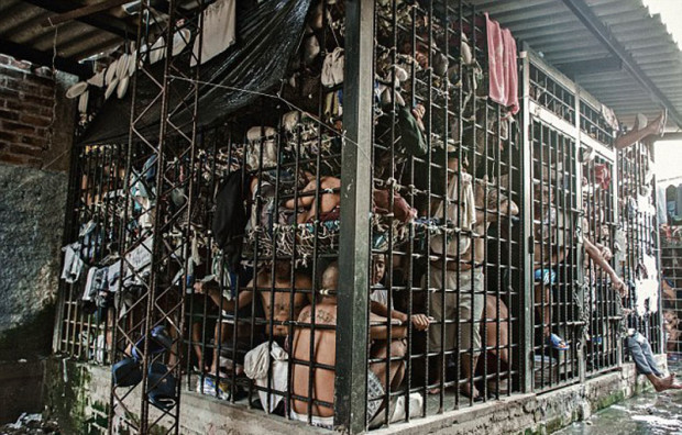 prison in elsavador
