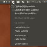 Dropbox 3.6.3 sudah tersedia untuk Linux