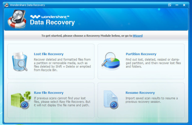 wondershare partition recovery 1