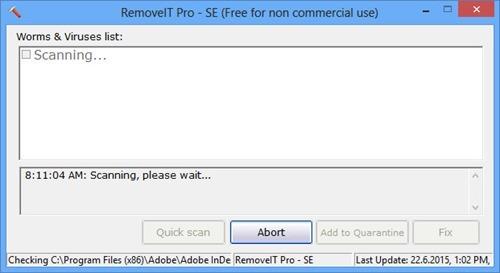 removeIT pro SE 1