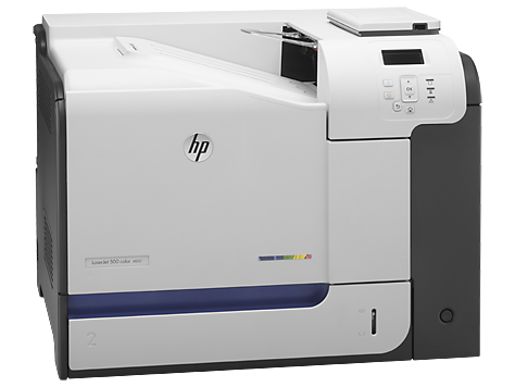 HP LaserJet 500 Color M551dn driver for Windows 10