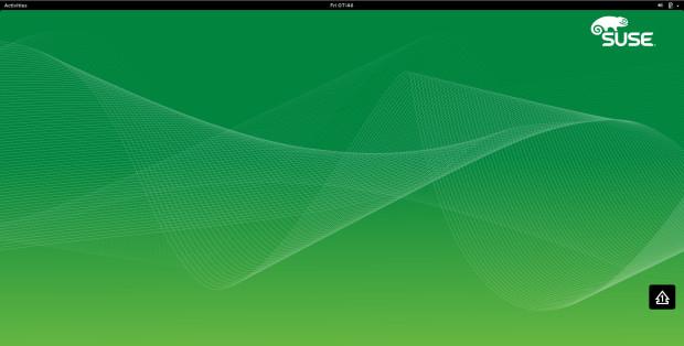 SLES 12 screenshot 1