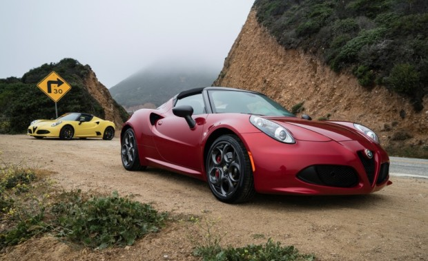 alfa romeo 4c photo 4