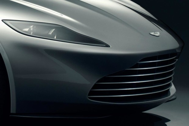 aston martin DB10 photo 2