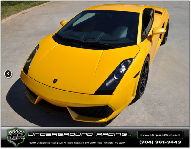 twin turbo lamborghini gallardo 1