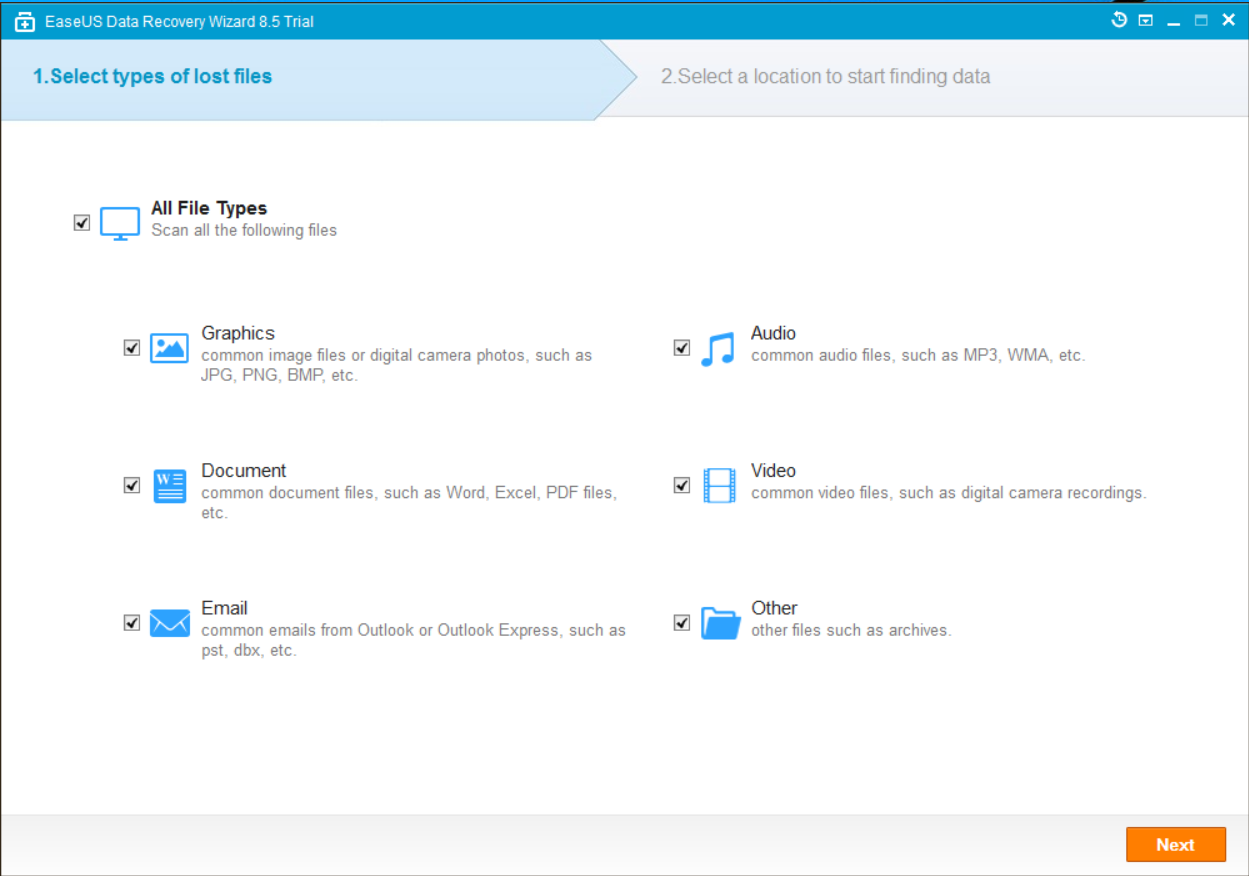 is easeus data recovery free