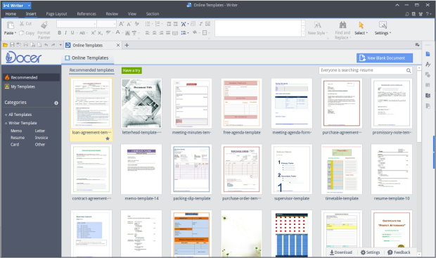 install wps office on chaletos