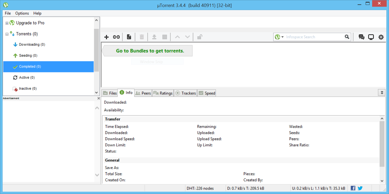 Portable utorrent 3 4 4 full version software and tutorial - Porta utorrent ...