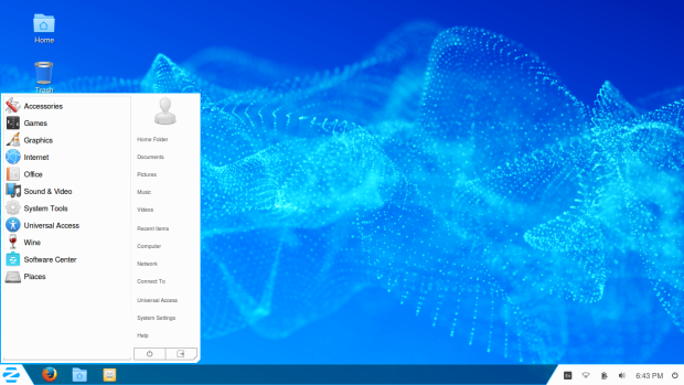 zorin os 10 screenshot 1