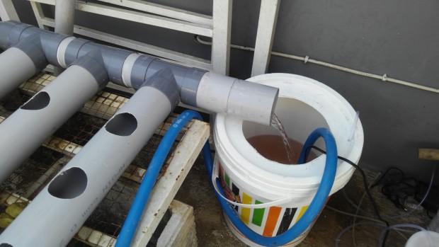 hidroponik nft system
