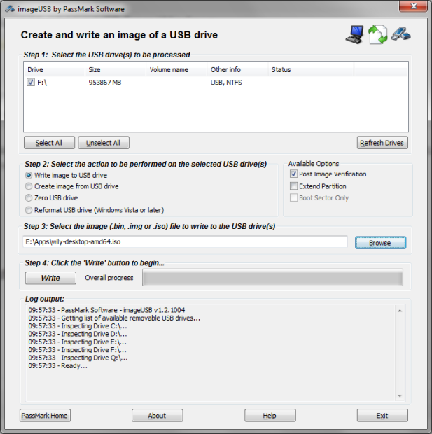 create ubuntu next 15.10 live usb