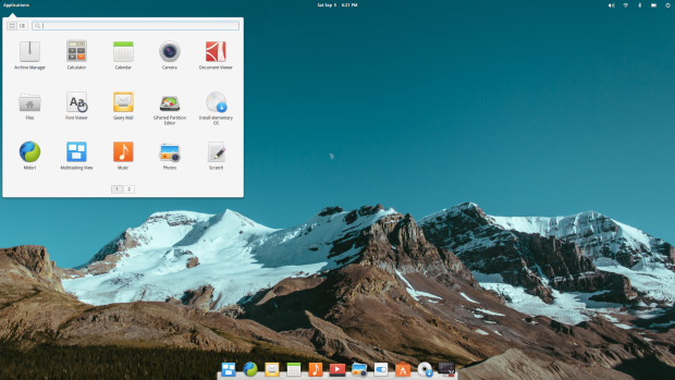 elementaryos 0.3.1 screenshot 2
