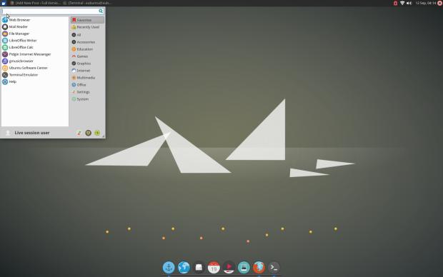 numix icon theme on ubuntu 15.10 1