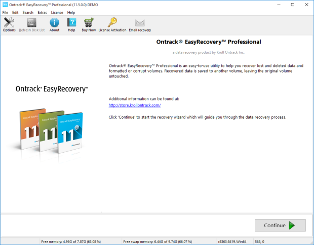 ontrack easyrecovery pro full version 2