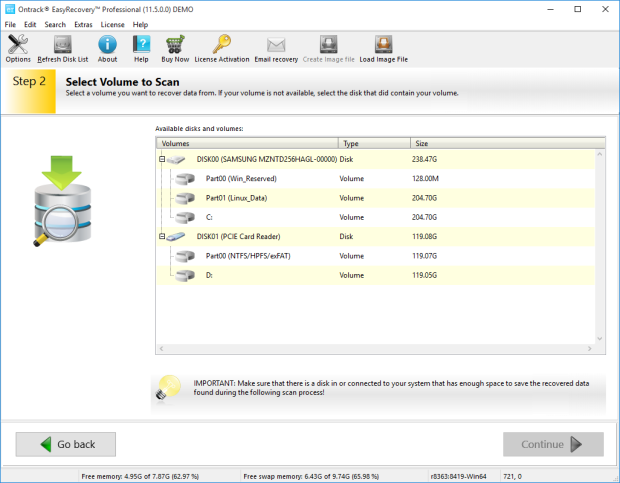 ontrack easyrecovery pro full version 4