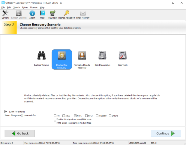 ontrack easyrecovery pro full version 5