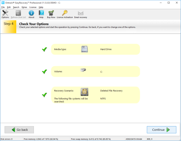 ontrack easyrecovery pro full version 6