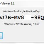 Windows Activation Key Viewer 1.1