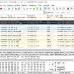Wireshark 1.12.7 on Windows 10