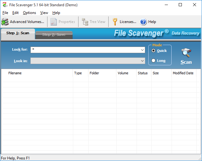 file scavenger for mac os x