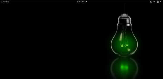 opensuse leap 42.1 screenshot 1