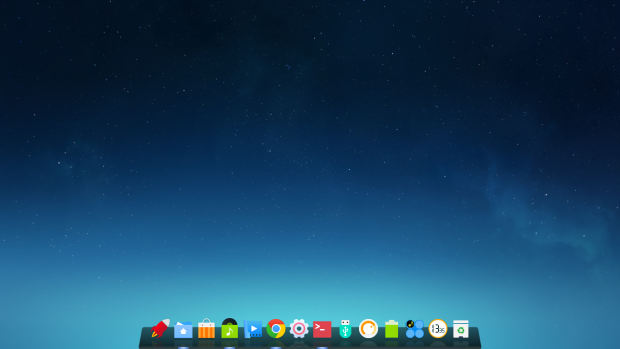 deepin 15 screenshot 1
